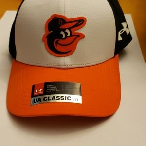 Under Armour Classic Fit Orioles Baseball Cap
